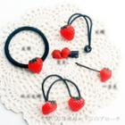 Strawberry Hair Pin / Hair Clip / Hair Tie