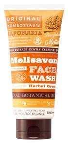 Mellsavon - Face Wash Herbal Green 130ml