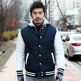 Padded Baseball Jacket