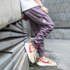 False-pocket Jogger Pants