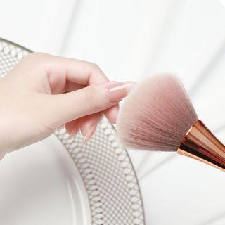 Nail Art Brush Rose Gold - One Size