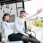 Couple Matching Wings Print Pullover