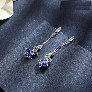 Swarovski Element Crystal Drop Earrings