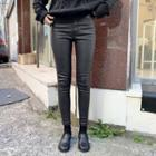 [magic Pants] Coated Skinny Pants