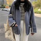 Long Sleeve Fleece Jacket