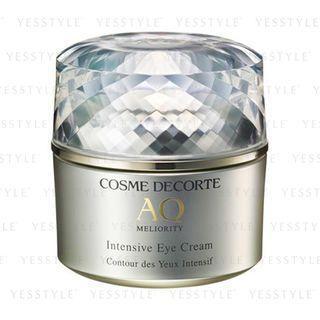 Cosme Decorte - Aq Meliority Intensive Eye Cream 20g
