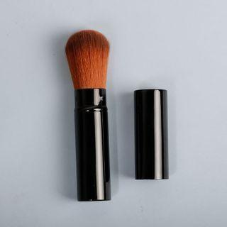 Portable Blush Brush Black - One Size