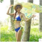Set: Bikini + Beach Cover-up