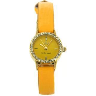 Fun Mini Watch Yellow - One Size