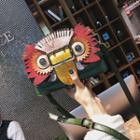 Owl Buckled Cross Bag