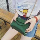 Flap Chain Strap Cross Bag