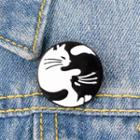 Cat Brooch Cat - One Size
