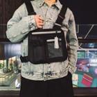 Reflective Nylon Backpack