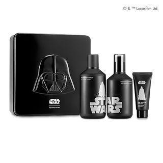 The Face Shop - The Gentle For Men Set (disney Star Wars Edition): Skin 140ml + Lotion 130ml + Foam 30ml