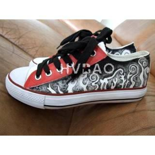 Night Genie Canvas Sneakers
