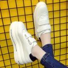 Platform Colour Block Sneakers