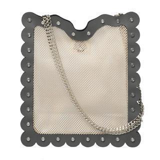 Perspective Shoulder Bag Gray - One Size
