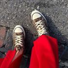 Leopard Pattern Canvas Sneakers