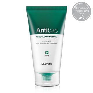 Dr.oracle - Antibac Acne Cleansing Foam 120ml 120ml