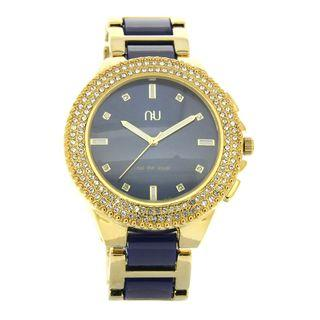 Large Crystal Watch One Size
