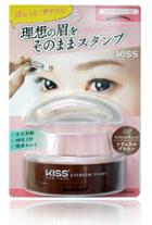 Kiss - Ny Eyebrow Stamp (#02 Natural Brown/arch) 1 Pc