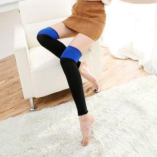 Color Block Over-the-knee Leg Warmer
