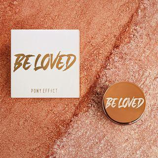 Pony Effect - Coral Flare Eyeshadow Beloved