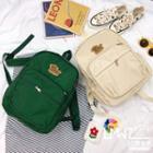 Dog Applique Backpack