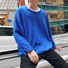 Oversized Plain T-shirt