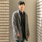 Single-breasted Knit Cardigan