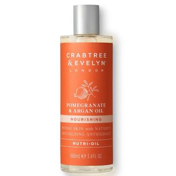 Crabtree & Evelyn - Pomegranate & Argan Oil Nutri-oil 100ml