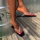 Toe-loop Flip Flops