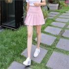 Inset Shorts Tennis Skirt