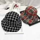Tweed / Plaid Bucket Hat