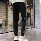 Color Panel Jogger Pants / Set