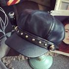 Studded Hunting Cap