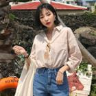 Linen Loose-fit Shirt