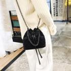 Bucket Chain Strap Shoulder Bag