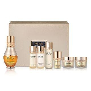 O Hui - The First Geniture Ampoule Advanced Special Set: 40ml + Skin Softner 20ml + Emulsion 20ml + Cell Essential Source 22ml + Essence 5ml + Cream Intensive 7ml + Eye Cream 5ml 7pcs