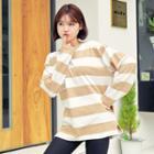 Striped Colored Pullover