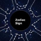 Rhinestone Zodiac Pendant Necklace