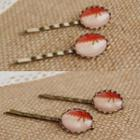 Print Hair Pin