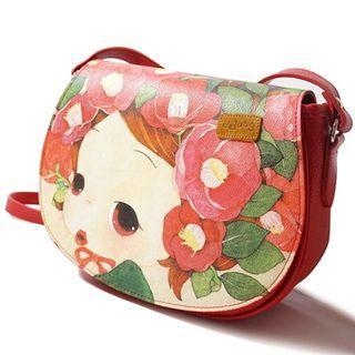 Ddung Series Shoulder Bag Red - One Size