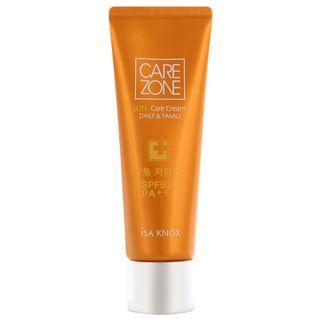 Carezone - Daily & Family Sun Care Cream 80ml