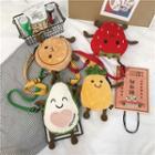 Cartoon Crossbody Bag (various Design)