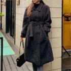 Belted Dumble Trench Coat