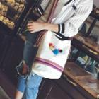 Bobble Canvas Shoulder Bag
