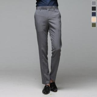 Wool Blend Dress Pants