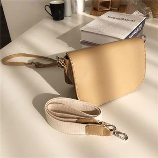 Plain Cross-body Bag