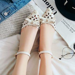 Strapped Perforated Flats